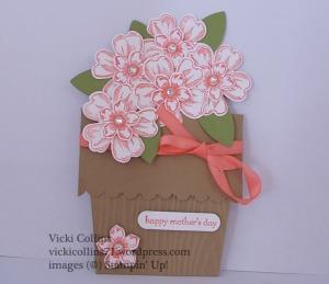 Flower Shop Pot card front
